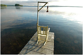 Maine Lakefront Vacation Rental